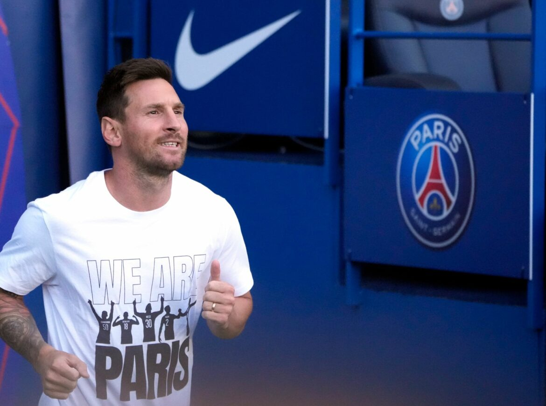 Messi in Reims auf der Bank: PSG-Fans hoffen auf Debüt