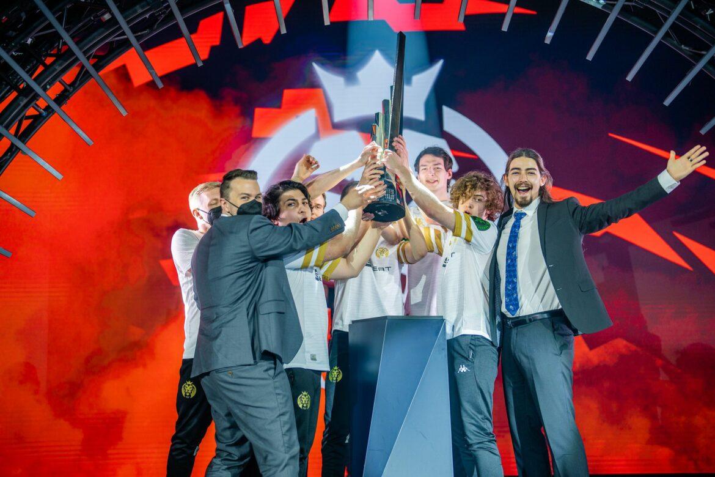 Titel verteidigt: MAD Lions gewinnt LEC-Sommersaison