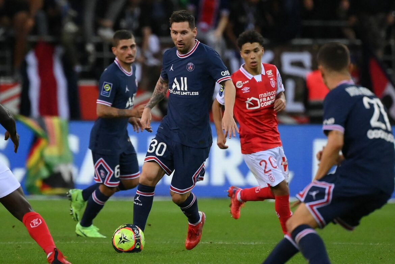 Messi feiert Debüt bei Sieg von Paris Saint-Germain