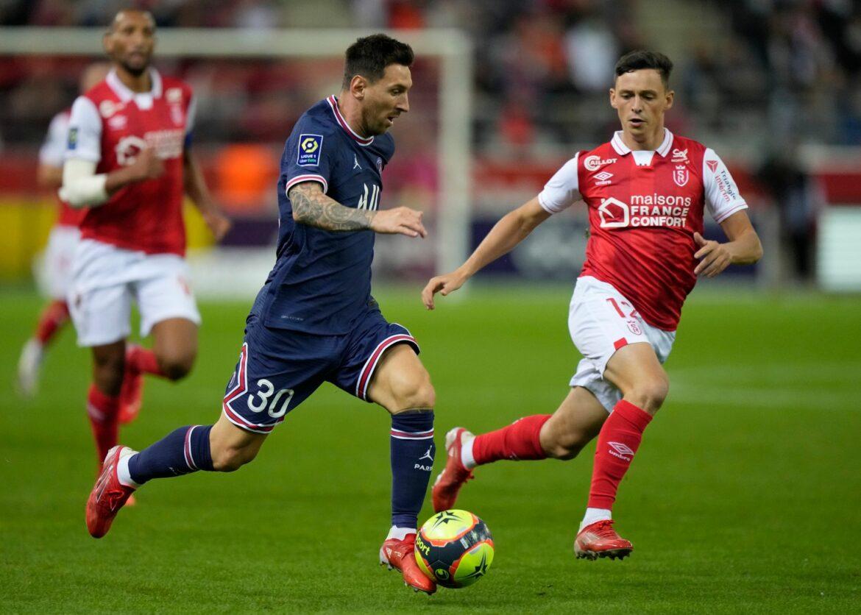 Unauffällige Premiere: Messi bei PSG-Sieg noch ohne Akzente