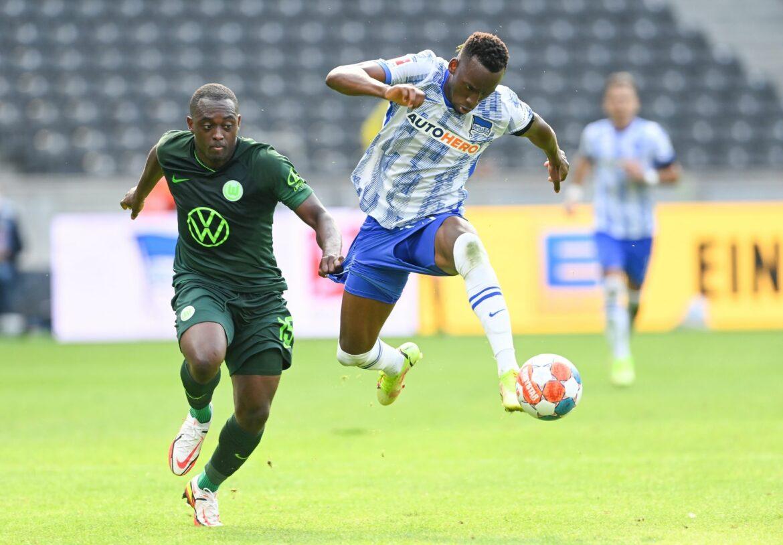 Hertha BSC verleiht Angreifer Lukebakio an VfL Wolfsburg