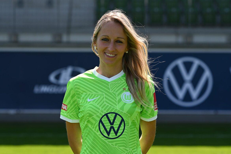 Wolfsburg verlängert Vertrag mit Nationalspielerin Hendrich