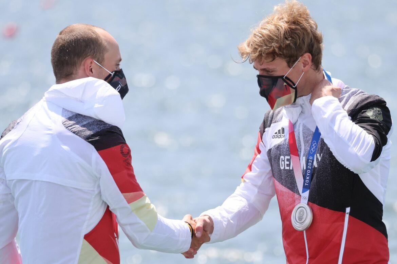 Alaphilippe-Team holt Ruder-Silbermedaillen-Gewinner Osborne