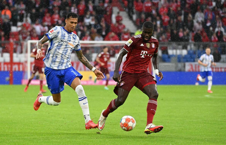 Upamecano reist verletzt von französischem Nationalteam ab