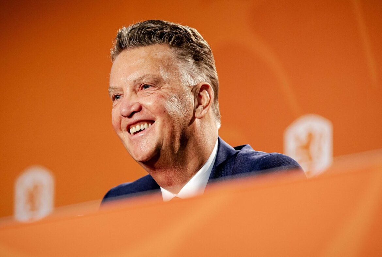 «Da bin ich wieder» – Van Gaal muss erneut Oranje retten