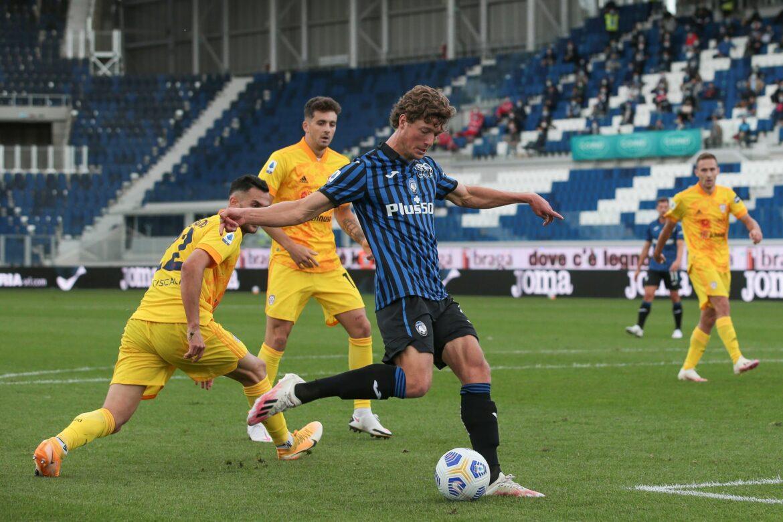 Eintracht Frankfurt leiht Stürmer Lammers aus Bergamo aus