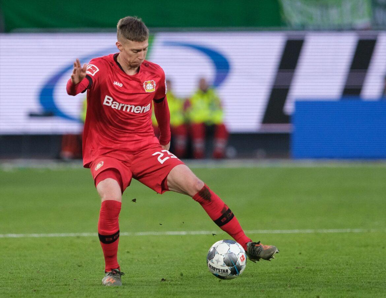 Werder Bremen leiht Mitchell Weiser von Bayer Leverkusen aus