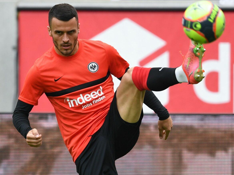 Younes und Kostic «wieder im Kader» von Eintracht Frankfurt