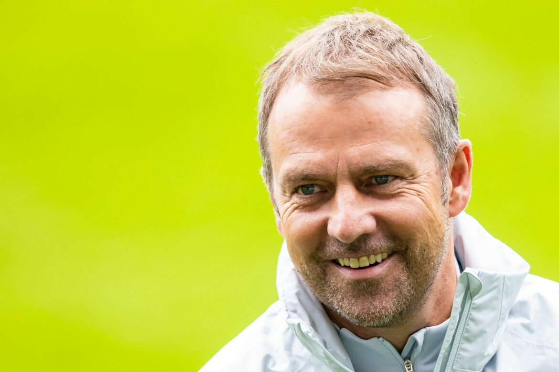 Zweites DFB-Debüt für Flick in der Schweiz