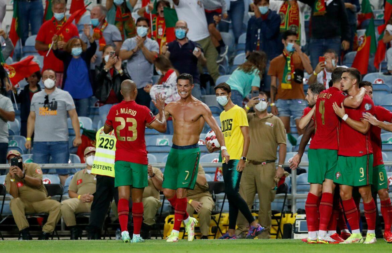 Infantino adelt Rekordmann Ronaldo: Held, Ikone und Vorbild