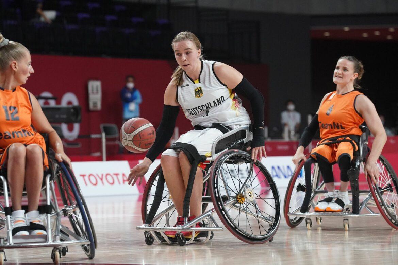 Rollstuhl-Basketballerinnen verlieren Halbfinale