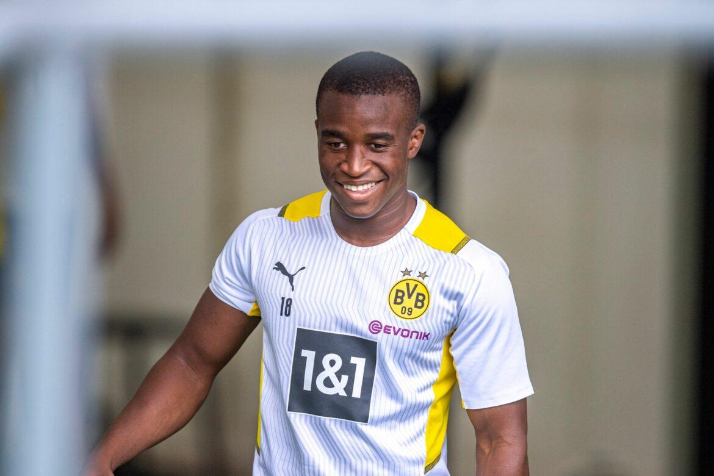 Moukoko jüngster deutscher U21-Torschütze