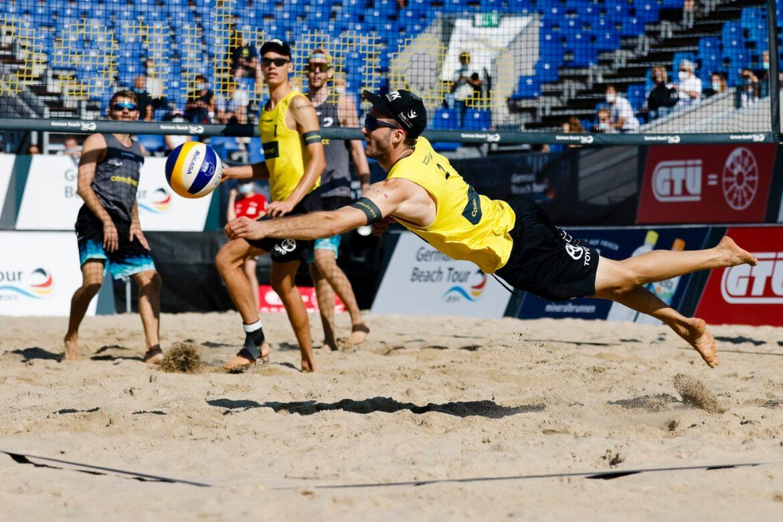 Umbruch bei Beach-Teams – Thole/Wickler im Viertelfinale
