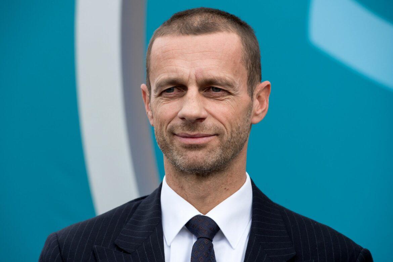 UEFA-Chef Ceferin soll Kritik an WM-Plan geübt haben