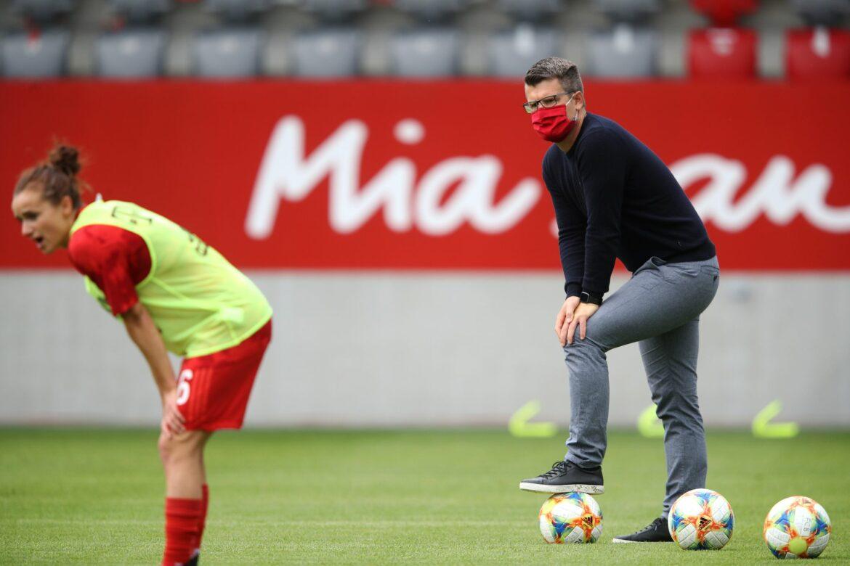 Bayerns Fußballerinnen mit makelloser Bilanz