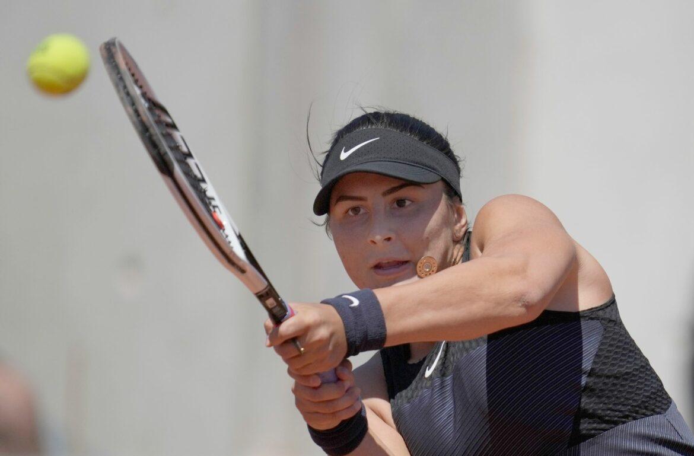 Bianca Andreescu im Achtelfinale der US Open