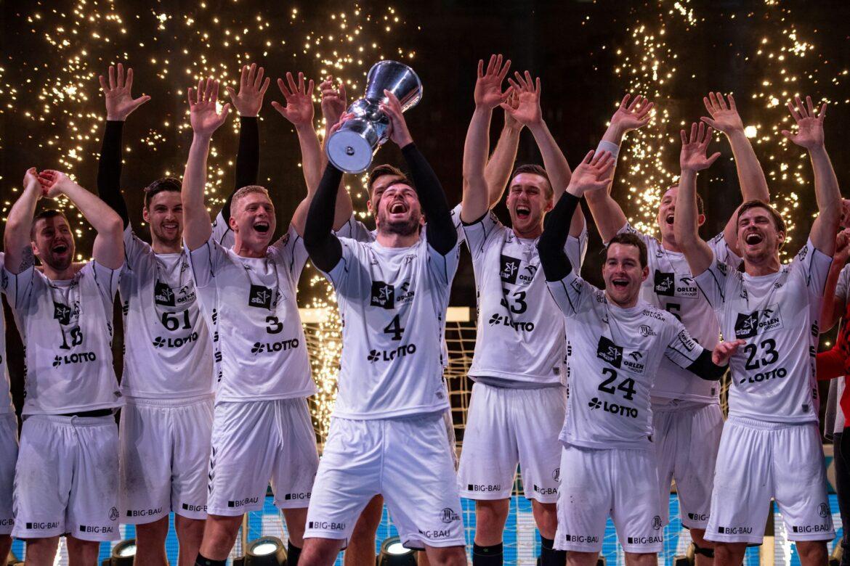 Revanche für Pokalpleite: THW Kiel gewinnt elften Supercup