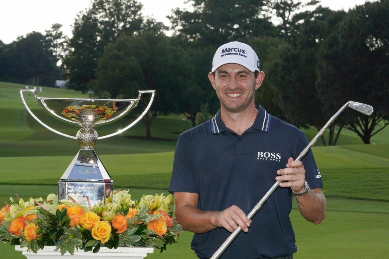 PGA-Tour-Finale: Golfer Cantlay gewinnt 15-Millionen-Jackpot