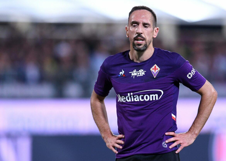Berichte: Franck Ribéry vor möglichem Wechsel nach Salerno
