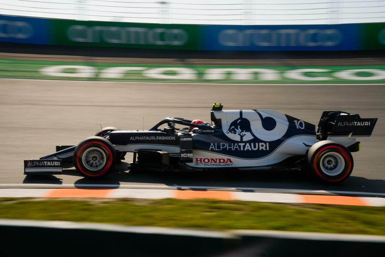 Formel-1-Team Alpha Tauri hält Fahrerduo Gasly und Tsunoda