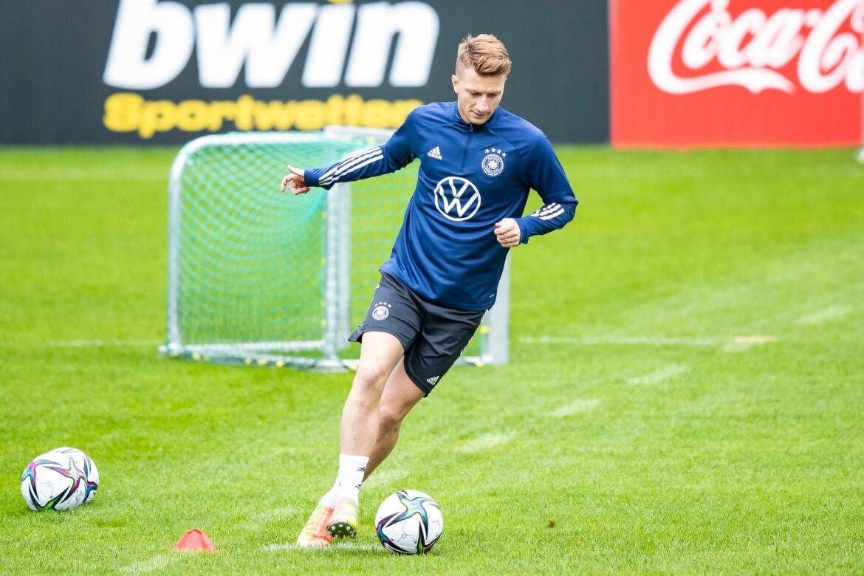 Vor Island-Spiel: DFB-Abschlusstraining ohne Marco Reus