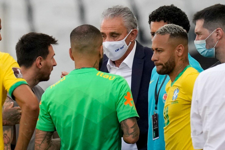 FIFA-Disziplinarverfahren gegen Brasilien und Argentinien