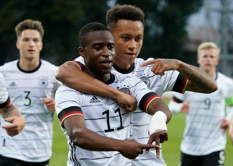 Zweiter Sieg:U21 dreht Partie gegen Lettland
