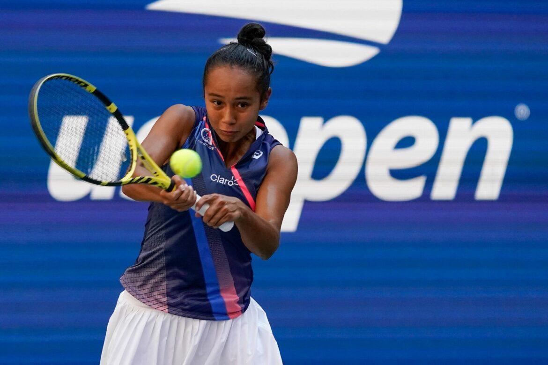 Kerber-Bezwingerin Fernandez bei US Open im Halbfinale