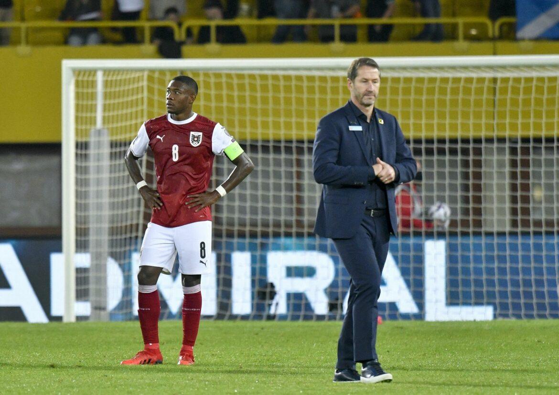 Foda bleibt vorerst Fußball-Nationaltrainer in Österreich