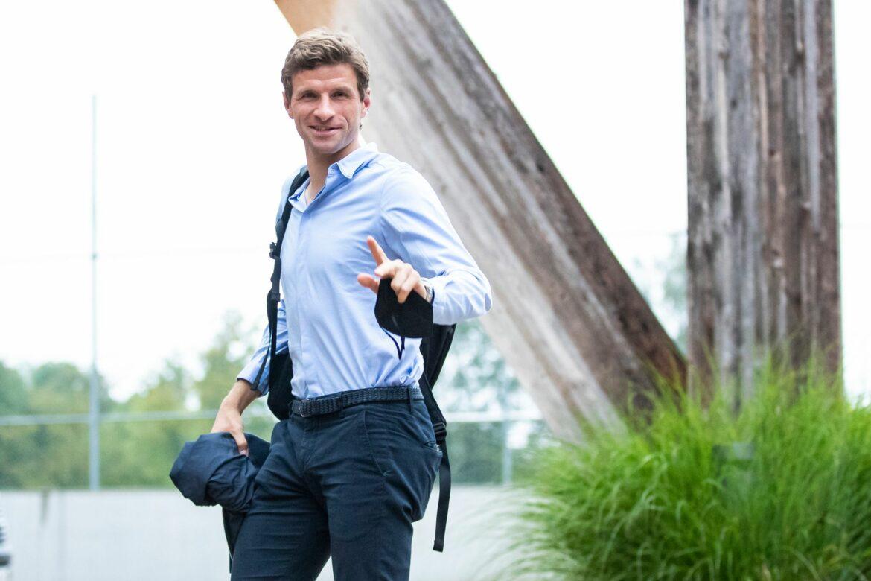 Thomas Müller nach Adduktorenverletzung: «Bin guter Dinge»