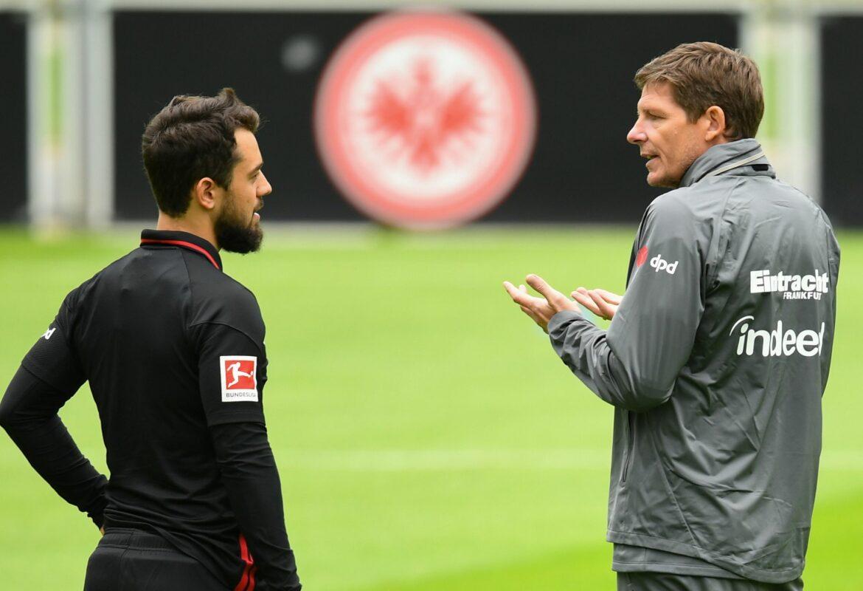 Younes bei Eintracht Frankfurt freigestellt