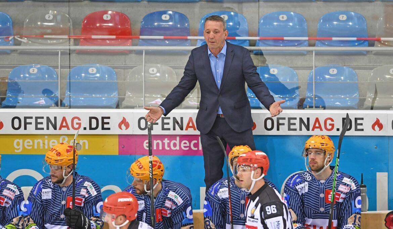 Bremerhaven-Trainer kritisiert U23-Regel im Eishockey