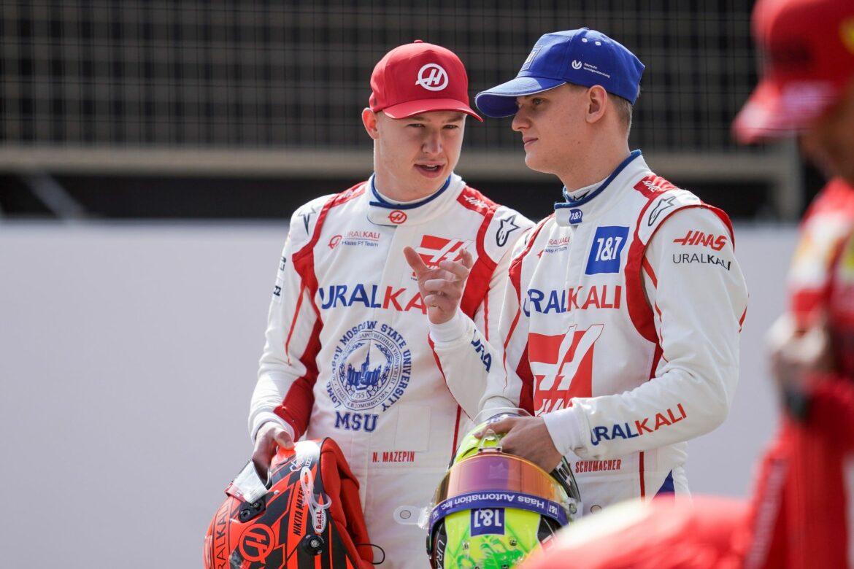 Zoff birgt Höchstgefahr bei Schumacher-Team Haas in Monza