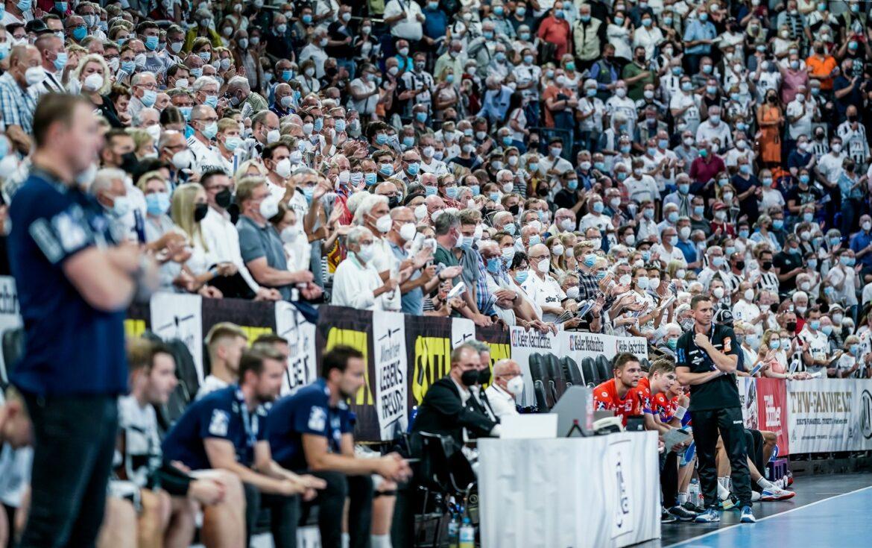 Kiels Handballer vor 9000 Fans: «Gänsehaut pur»