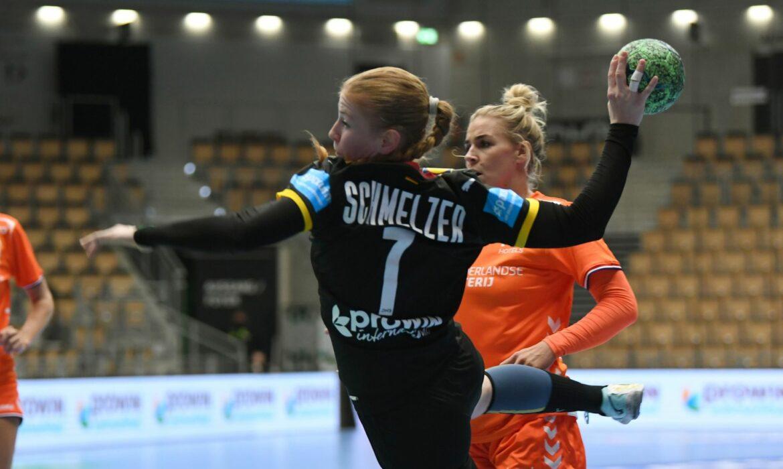 21 Handball-Nationalspielerinnen für Start in EM-Quali