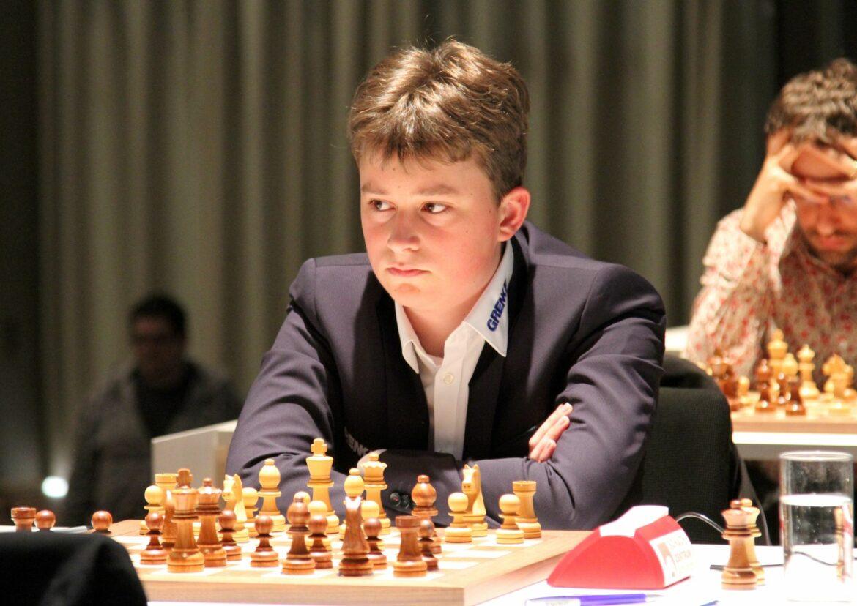 Zweiter bei Schach-EM:16-jähriger Keymer will Profi werden