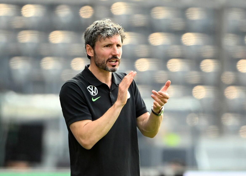 VfL-Coach Van Bommel stärkt gefrusteten Weghorst den Rücken