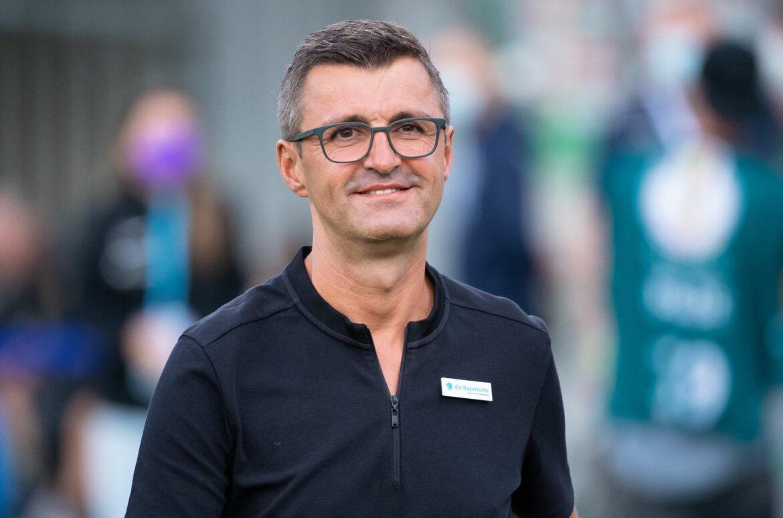 Nach Corona-Fall: 1860-Coach Köllner fehlt gegen Halle