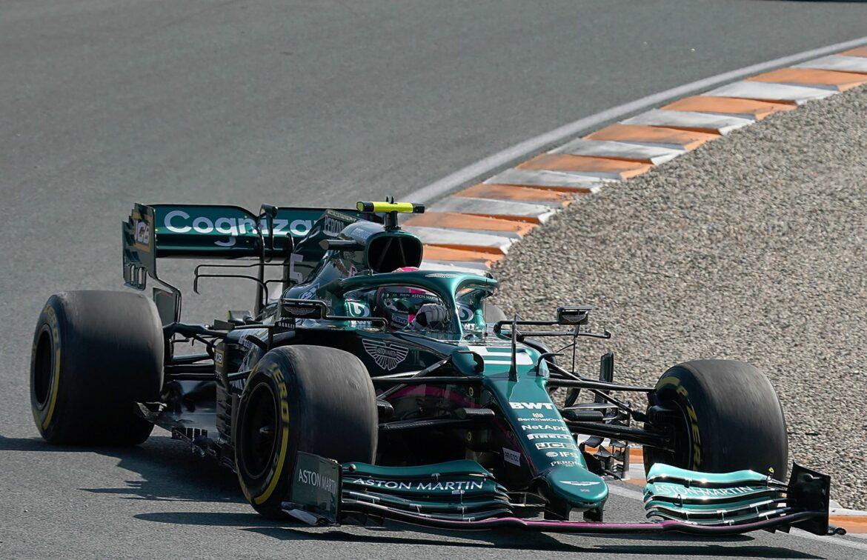 Sieglos-Vettel zwischen Klima-Trip und 007-PR