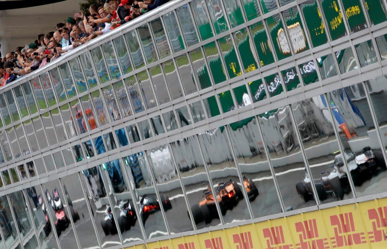 Nur zugewiesene Tickets in Monza