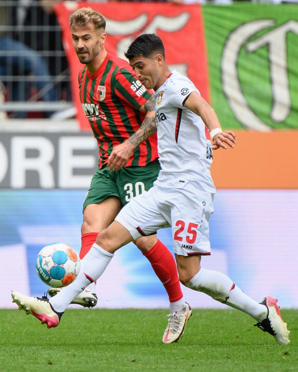 Bayer-Coach hofft auf rechtzeitige Rückkehr von Palacios