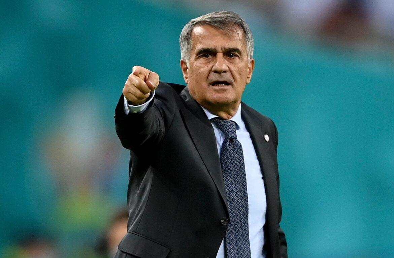 Nach Klatsche: Günes nicht mehr türkischer Coach