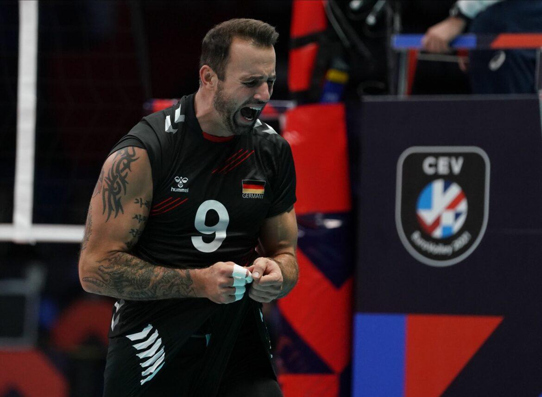 Volleyballer vor Achtelfinale gegen Bulgarien