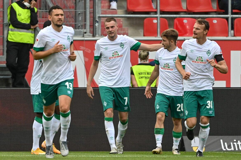 Werder Bremen klettert nach Pflichtsieg nach oben