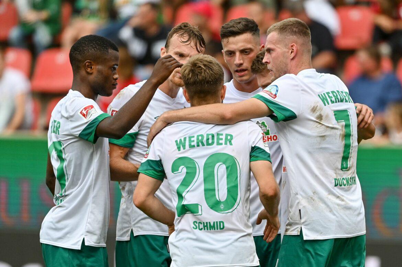 Bremen feiert nächsten Sieg – Späte Tore in Karlsruhe