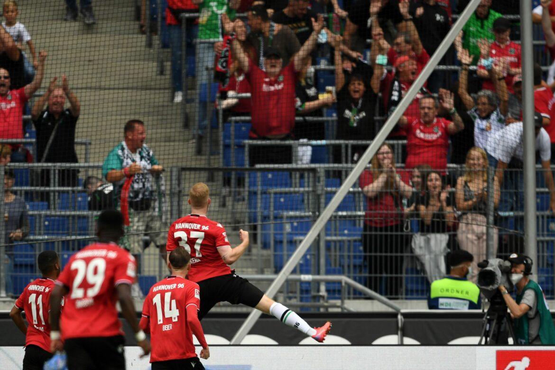 FC St. Pauli verliert Nordduell bei Hannover 96
