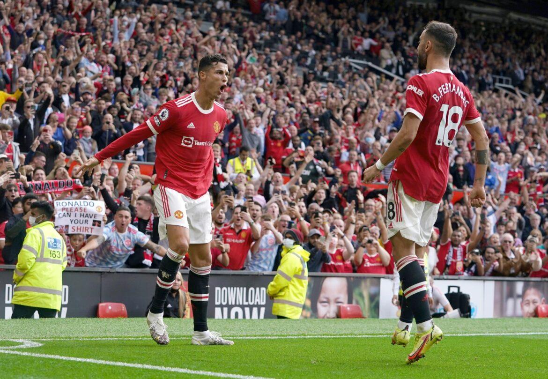 Ronaldo-Show bei United-Rückkehr: Superstar trifft doppelt