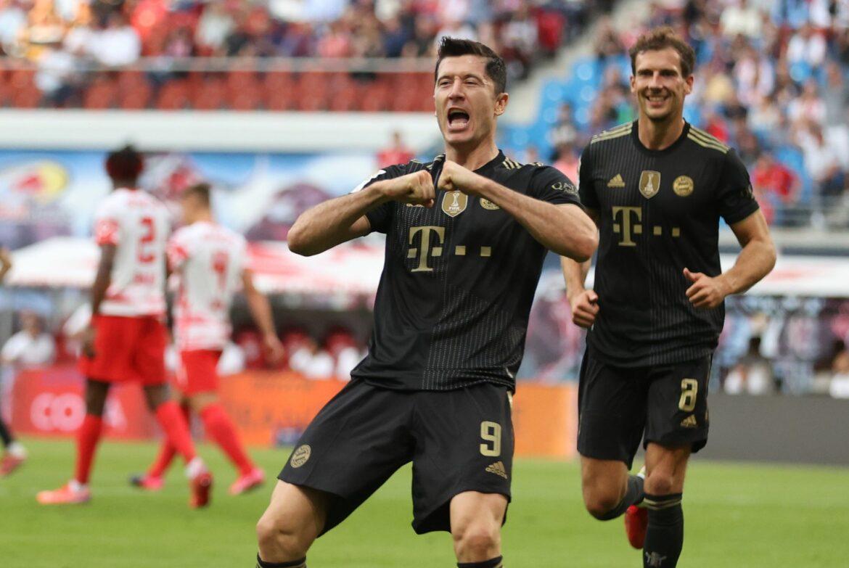 Bayern glänzen bei Nagelsmanns Leipzig-Rückkehr