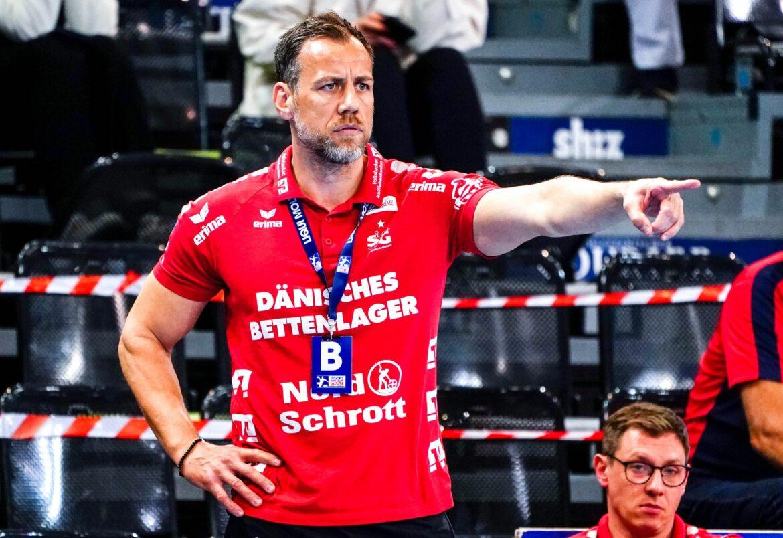 Flensburgs Handballer nur Remis gegen den HC Erlangen