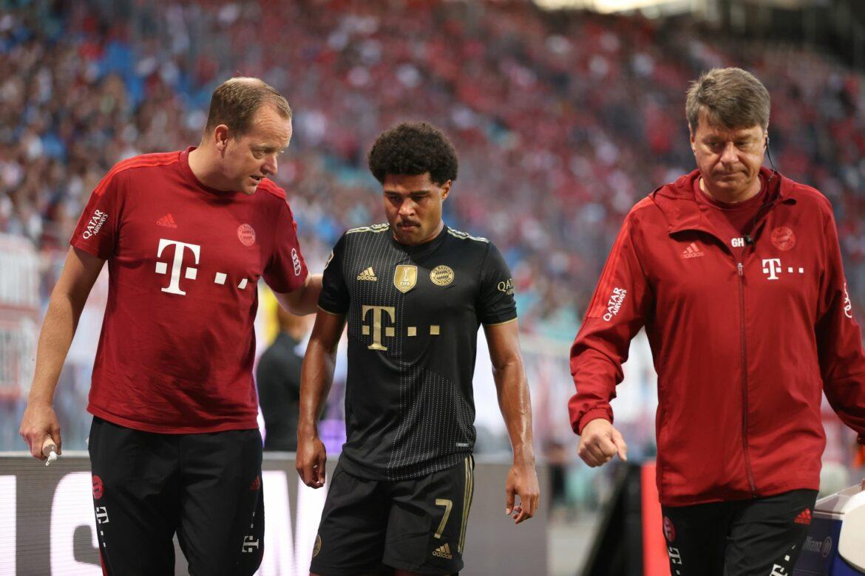 Gnabry und Lewandowski bei Bayerns Sieg in Leipzig verletzt